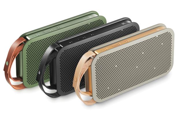 Posh Portability: The B&O BeoPlay A2 Speaker