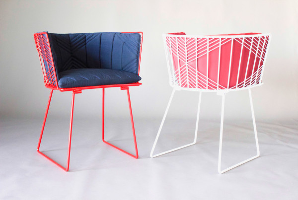 New Colorful Wire Furniture From Bend Design Milk - Bend furniture
