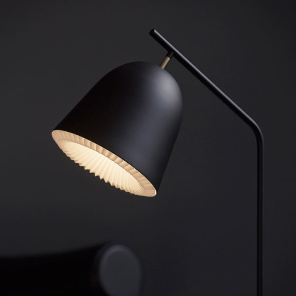 Lamps With Almost Hidden Hand Folded Lampshades Design Milk