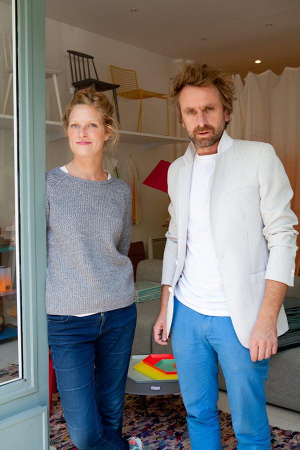 Isabelle Gilles and Yann Poncelet