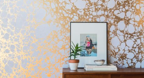 The Making of Calico's Marbled Wallpapers