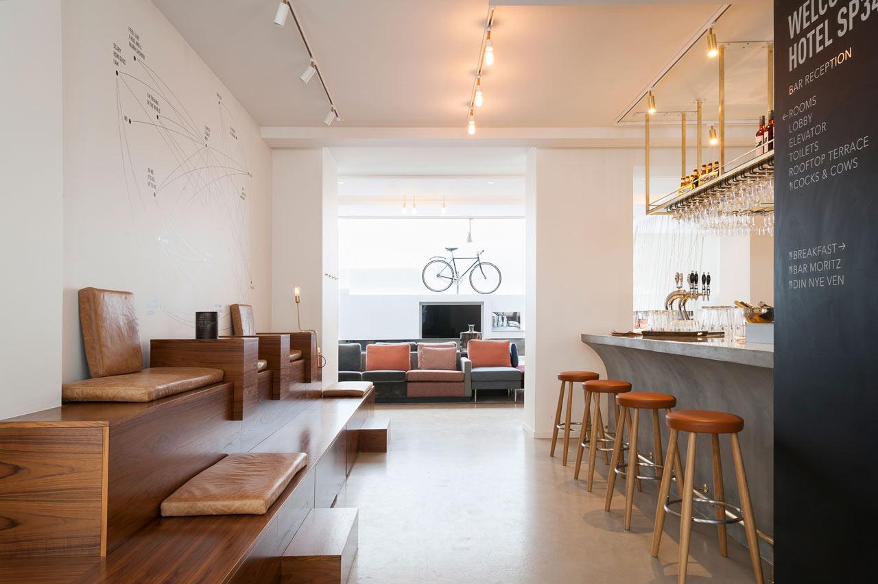 A Boutique Hotel A Boutique Hotel In The Latin Quarter Of Copenhagen Design Milk