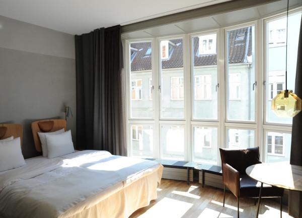 A boutique hotel in the latin quarter of copenhagen for Design hotel kopenhagen