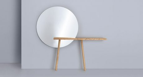 Carla & Carlo: Dressing Tables by Florian Schmid