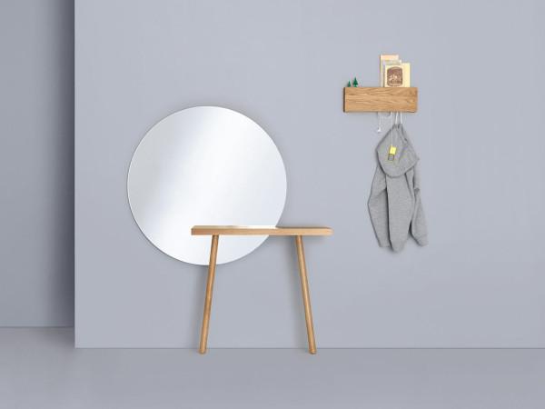 Dressing Table Florian Schmid 2 CARLA 600x450 Carla & Carlo: Dressing Tables by Florian Schmid