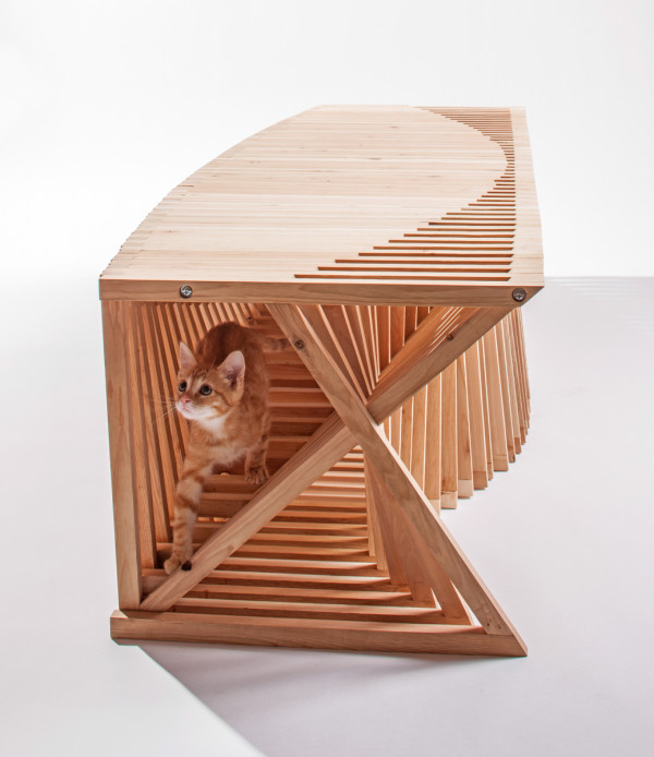 FERAL CAT SHELTER By Formation Association + Edgar Arceneaux