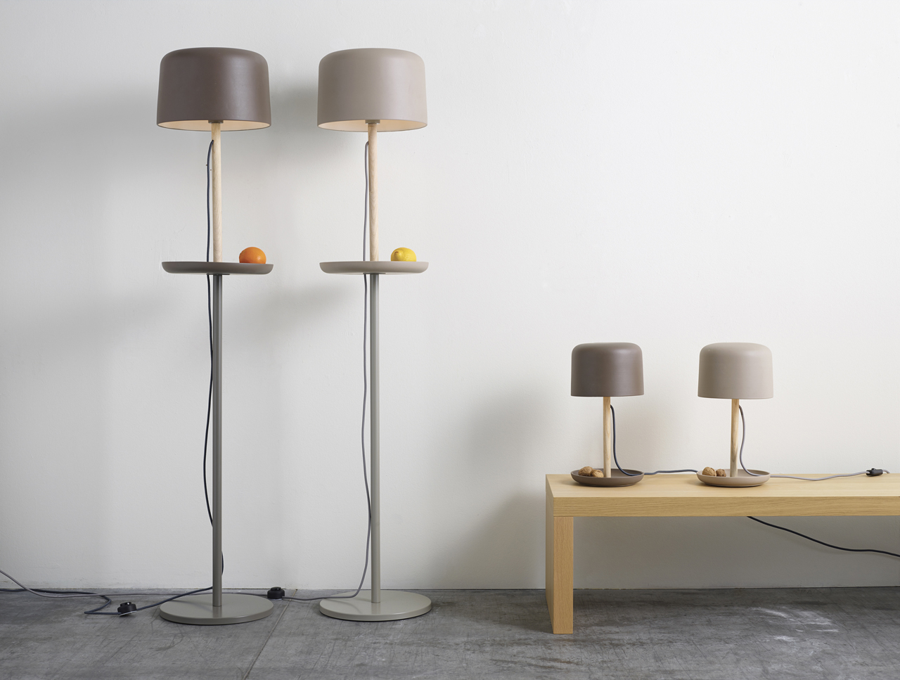 Catch-All Fuse Lamps by Note Design Studio