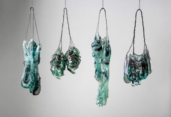 Hanging Object XII, IX, XIII, XIV