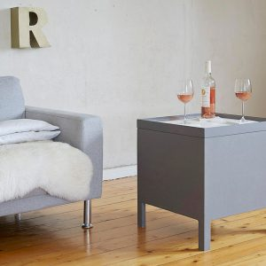 Puzzle-Like Side Table by Herr M