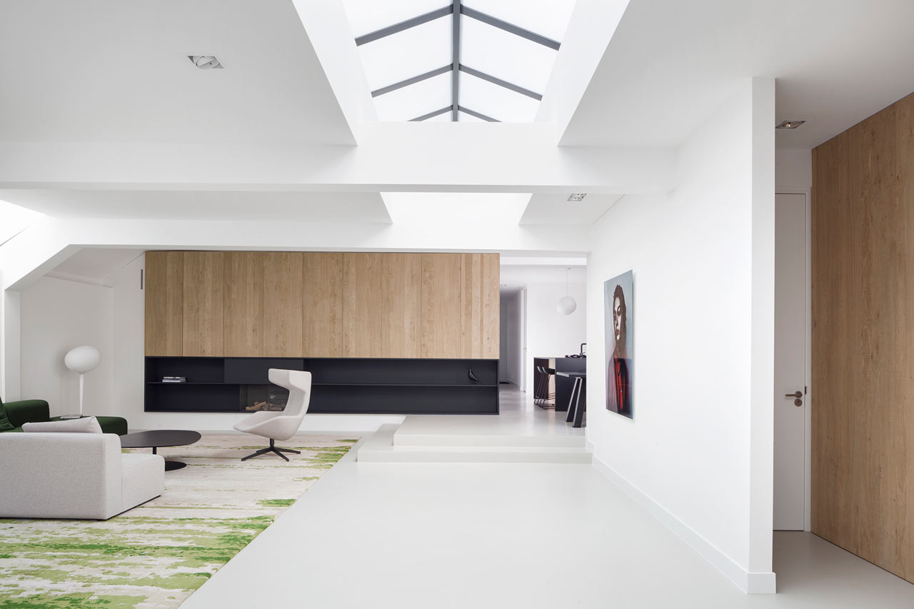 once a garage now a light filled home in amsterdam design milk architecture interior design main once a garage now a light filled home in amsterdam