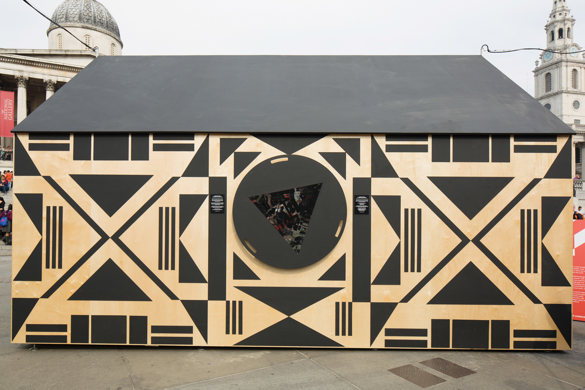 Airbnb's Landmark Project during London Design Festival 2014