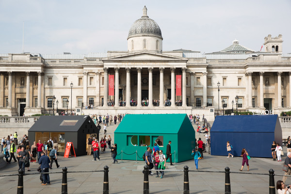 LondonDesignFestival2014 99 600x400 Airbnb's Landmark Project during London Design Festival 2014