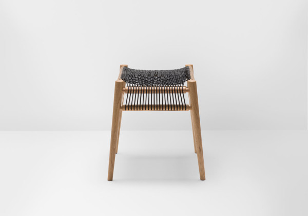 H launches the loom collection design milk for H furniture collection loom