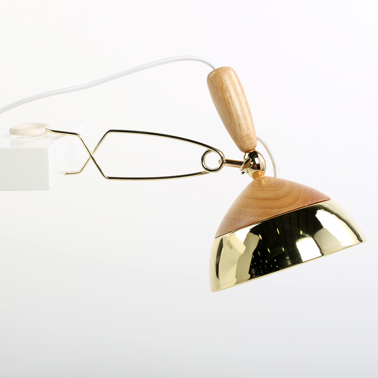 Modal Lamp by Studio McKenzie-Veal