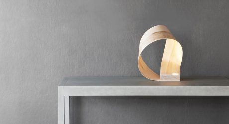 Milano: A Lamp Inspired by Organic, Natural Shapes