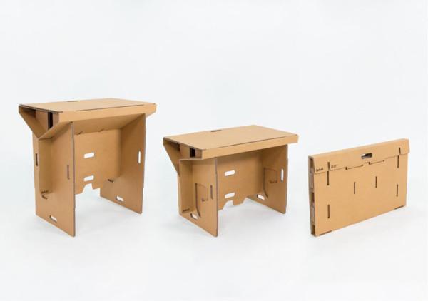 Refold_Portable-cardboard-desk-Matt-Innes-2