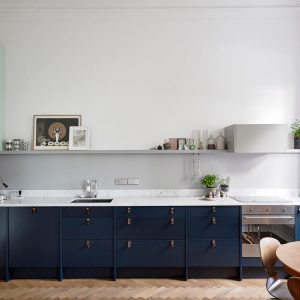 12 Scandinavian-Inspired Kitchens