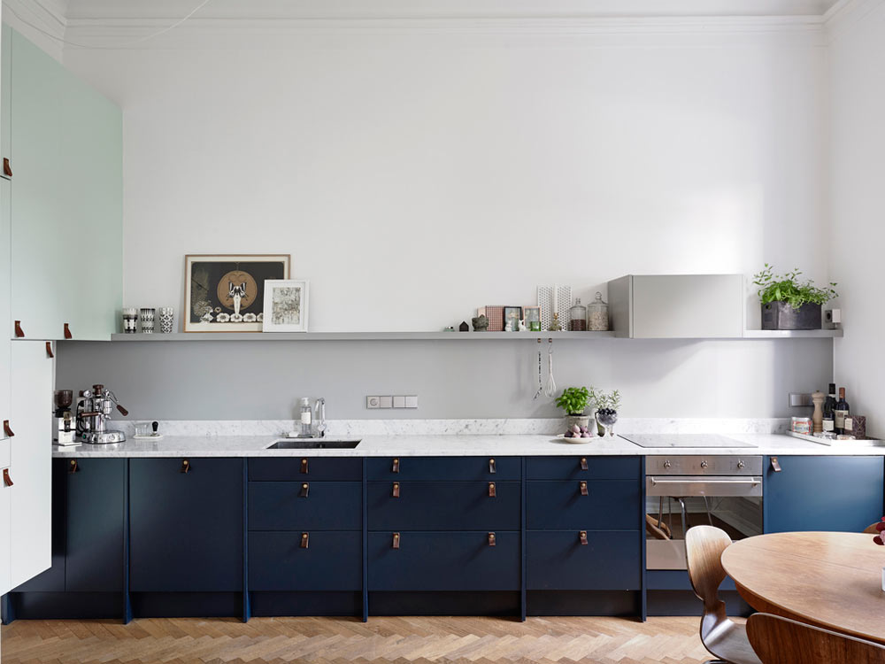 House Design Keuken : Scandinavian inspired kitchens design milk
