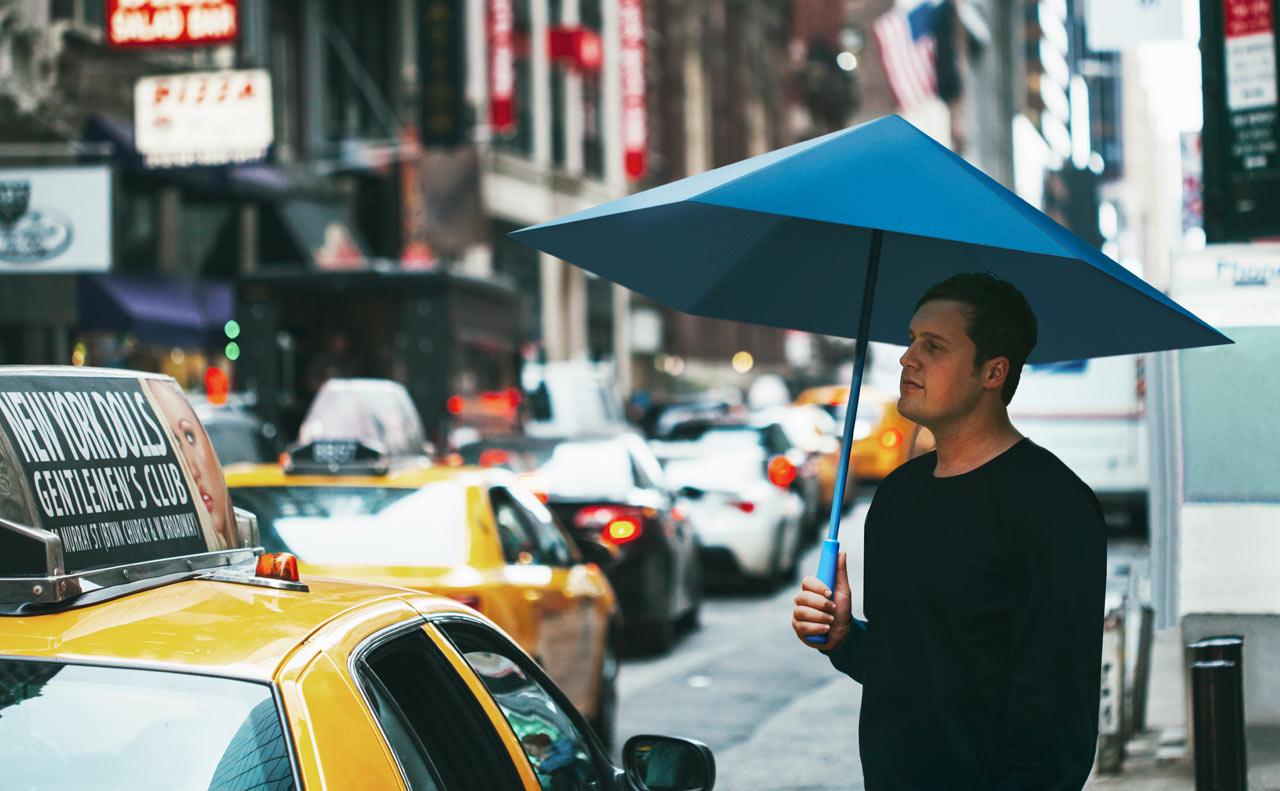 SA™: The Umbrella Reimagined by Nooka