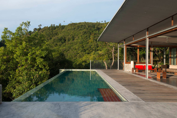 The Naked House: A Quiet Retreat in Thailand in main interior design architecture Category