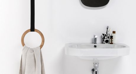 Practical Bathroom Furnishings with a Twist