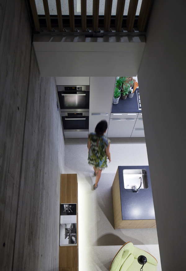 A Duplex Penthouse Apartment by Pitsou Kedem Architects  in main interior design architecture  Category