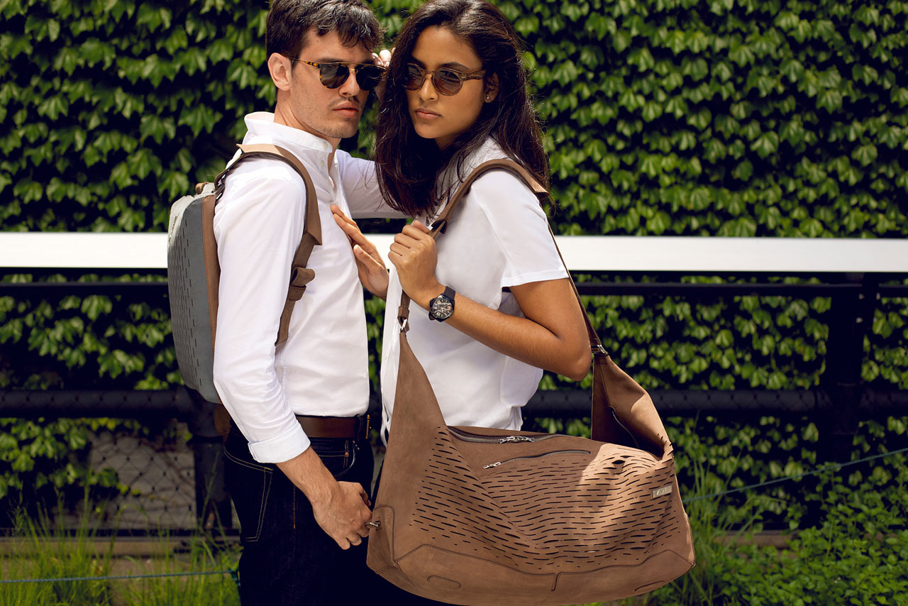 139a5e1a6ab ZURLO NY Launches Two High-End Luxury Bags - Design Milk