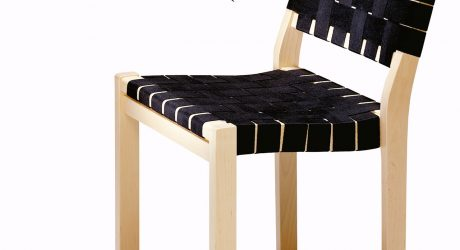 Win an Artek 611 Chair!