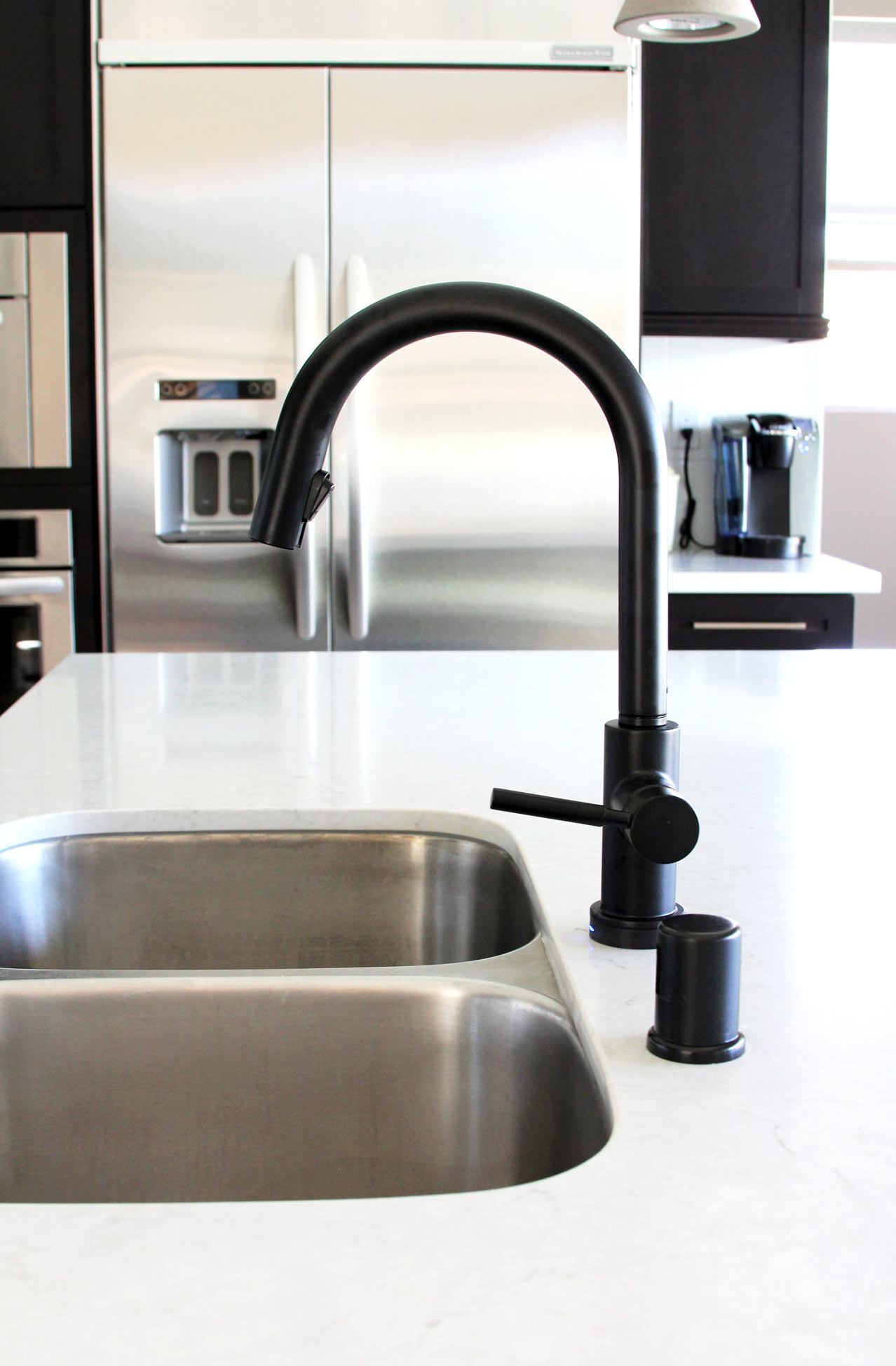 Black Kitchen Faucets : Black Kitchen Faucets At Faucet Depot Pictures to pin on Pinterest