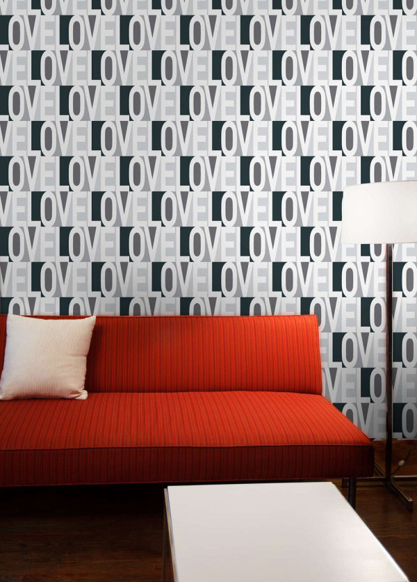 bobby berk releases retro inspired wallpaper collection. Black Bedroom Furniture Sets. Home Design Ideas