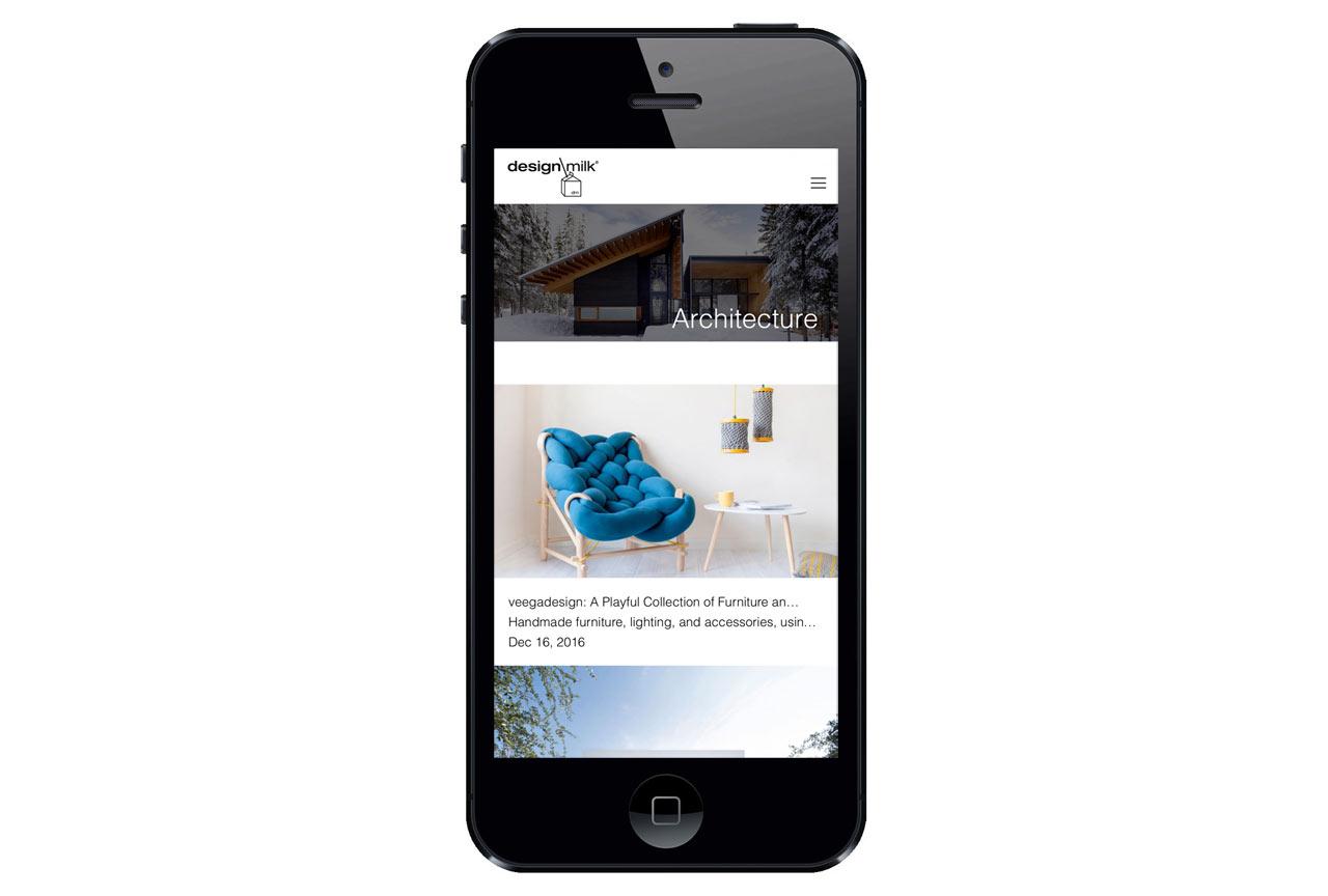The Design Milk App is Here!