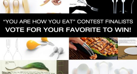 """You Are How You Eat"" Design Contest – Vote For Your Favorite to Win!"