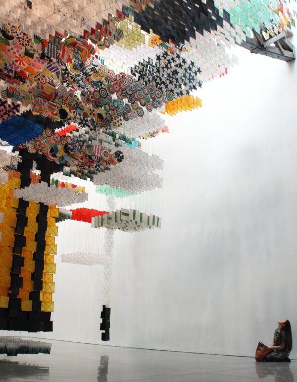 Thousands of Kites: The Art of Jacob Hashimoto in main art  Category