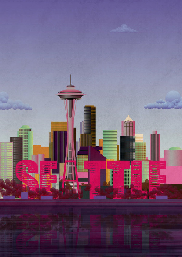 seattle-travel-poster