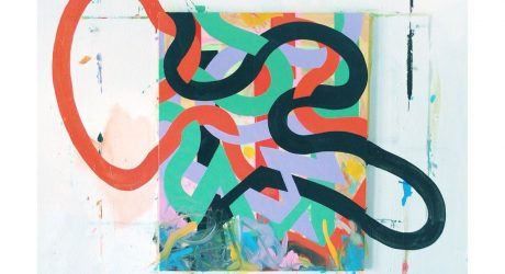 Colorful Modern Art Born From Grief