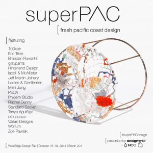 Reminder: WestEdge and #superPACdesign This Weekend!