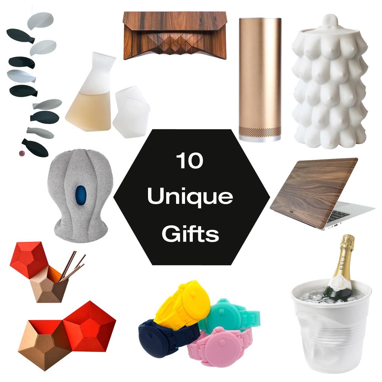 ahalifegiftguide - unique modern gift ideas from ahalife design milk