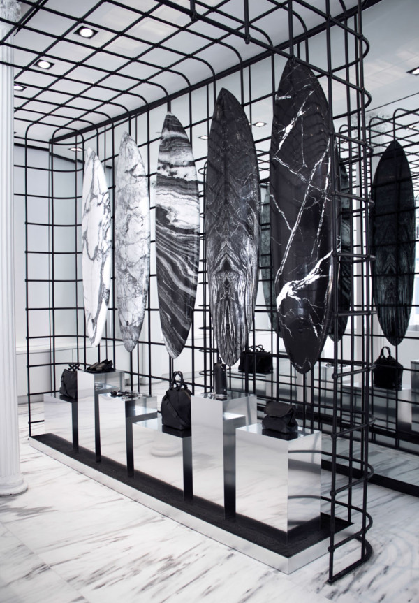 #TheCage22 by Haydenshapes Surfboards x Alexander Wang