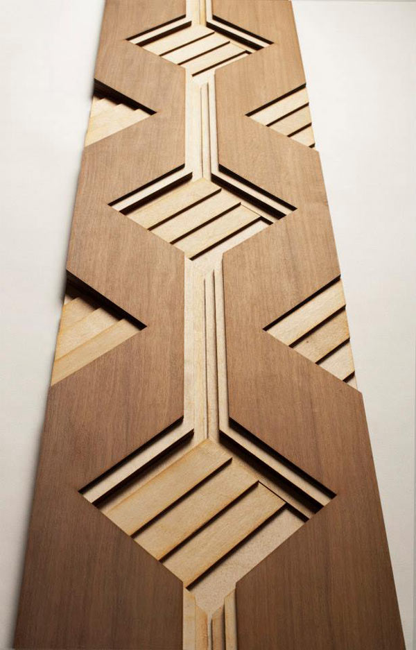"""backReturn to """"Sculptural Wood Surfaces by Anthony Roussel"""""""
