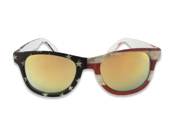 Canvas Eyewear Product 2 - Grunge American Flag