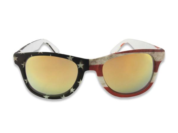 Canvas Eyewear Product 2 - Grunge American Flag