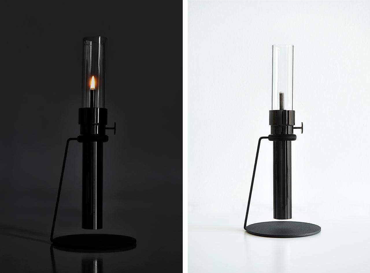 Castor Design's Modern Oil Lamp