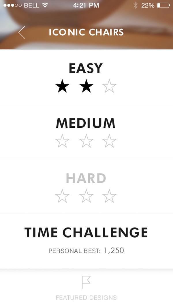 DesignWell_UI_Categories