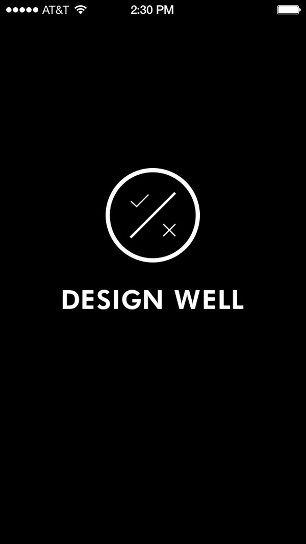 DesignWell_UI_Splash