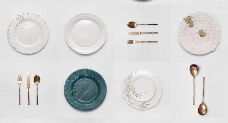 Eccentric Plates by Daniel van Dijck
