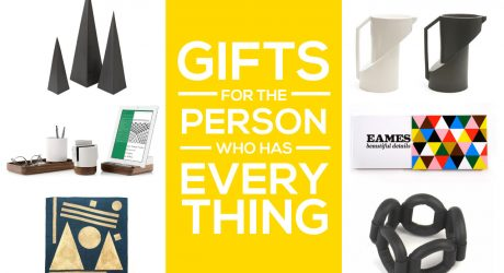2014 Gift Guide: Person Who Has Everything