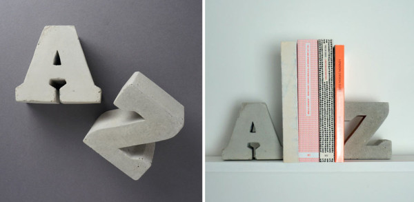 Gift-Guide-Everything-2-AZ-concrete-bookends