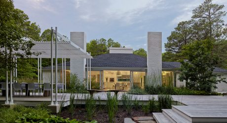 A Private Residence in Maryland Gets a Major Renovation