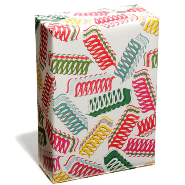 14 Modern Holiday Gift Wrapping Paper Ideas - Design Milk