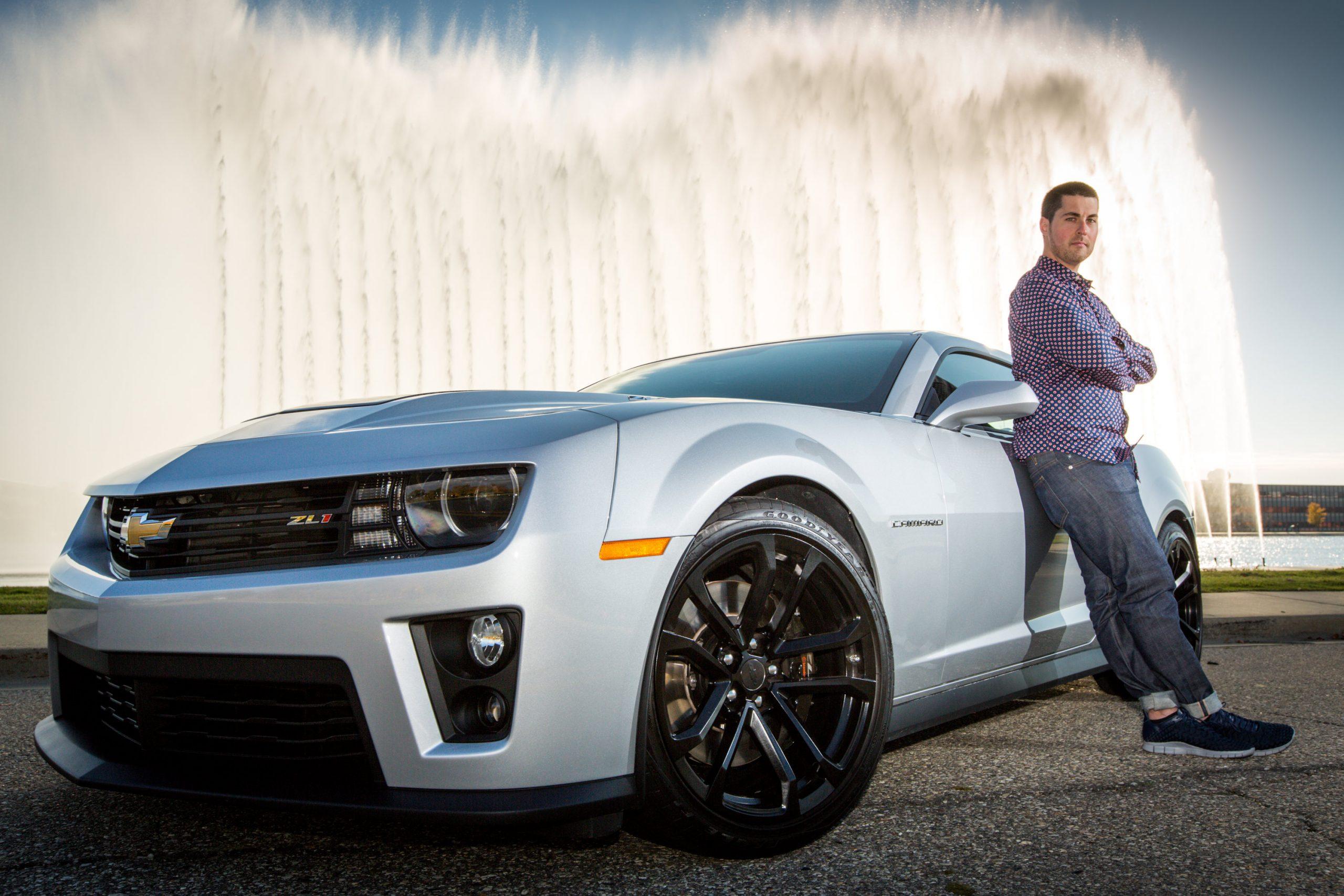 From Kicks to Cars, Designer Brett Golliff Never Treads Lightly